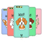 HEAD CASE DESIGNS HAPPY PUPPIES HARD BACK CASE FOR HUAWEI PHONES 1
