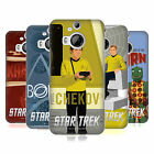 OFFICIAL STAR TREK EMBOSSED ICONIC CHARACTERS TOS BACK CASE FOR HTC PHONES 2