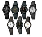Casio LQ139 Women's Black Resin Band Black or White Dial Casual Analog Watch image