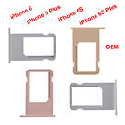 OEM Sim Card Holder Tray Metal Slot For iPhone 6G 6 Plus  iPhone 6S 6S Plus