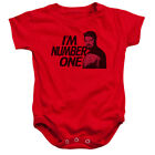 Star Trek Next Generation TNG I'M NUMBER ONE Infant Snapsuit S-XL on eBay