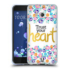 HEAD CASE DESIGNS GOLDEN EXPRESSIONS SOFT GEL CASE FOR HTC PHONES 1
