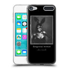 OFFICIAL ARIANA GRANDE DANGEROUS WOMAN SOFT GEL CASE FOR APPLE iPOD TOUCH MP3
