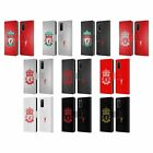 LIVERPOOL FC CREST 2 LEATHER BOOK WALLET CASE COVER FOR SAMSUNG PHONES 1