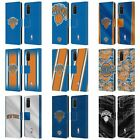 OFFICIAL NBA NEW YORK KNICKS LEATHER BOOK WALLET CASE COVER FOR SAMSUNG PHONES 1 on eBay