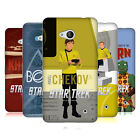 OFFICIAL STAR TREK ICONIC CHARACTERS TOS SOFT GEL CASE FOR MICROSOFT PHONES on eBay