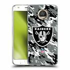 OFFICIAL NFL OAKLAND RAIDERS LOGO SOFT GEL CASE FOR MOTOROLA PHONES