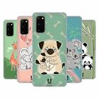 HEAD CASE DESIGNS ANIMAL WITH OFFSPRING SOFT GEL CASE FOR SAMSUNG PHONES 1