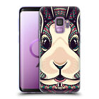 HEAD CASE DESIGNS AZTEC ANIMAL FACES SERIES 5 SOFT GEL CASE FOR SAMSUNG PHONES 1