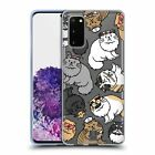 HEAD CASE DESIGNS CAT BREED PATTERNS SOFT GEL CASE FOR SAMSUNG PHONES 1