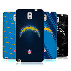 OFFICIAL NFL 2017/18 LOS ANGELES CHARGERS SOFT GEL CASE FOR SAMSUNG PHONES 2