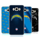 OFFICIAL NFL 2017/18 LOS ANGELES CHARGERS HARD BACK CASE FOR SAMSUNG PHONES 3