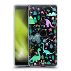 HEAD CASE DESIGNS PREHISTORIC PATTERNS SOFT GEL CASE FOR SONY PHONES 1
