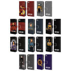 STAR TREK ICONIC CHARACTERS TNG LEATHER BOOK CASE FOR APPLE iPOD TOUCH MP3