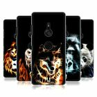 HEAD CASE DESIGNS WILDFIRE HARD BACK CASE FOR SONY PHONES 1