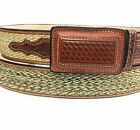 MENS WESTERN BELT. CINTO CHARRO. LEATHER BELT. CINTO VAQUERO.