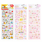 JAPAN SUNSTAR SANRIO MELODY LITTLE TWIN STARS CARTOON PAPER NOTEBOOK STICKERS