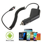 Micro USB Car Power Charger for Samsung Galaxy S2 S3 S4 S5 S6 S7 edge Note 3 4 5