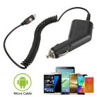 Micro USB Cable Car Charger for Samsung Galaxy S2 S3 S4 S5 S6 S7 edge Note 3 4 5