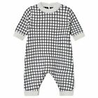 Fashionable Summer Plaid Rompers Clothes Baby Children And Clothes Tiny Cotton