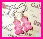 Sale 2$ Off 8 Gummy Bear Candy Silver Plated Earrings Fake Candy Jewelry Usa