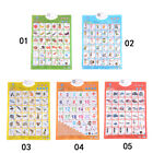 Learn Sound Wall Chart Electronic Chart Baby Music Early Educational Toys Gift