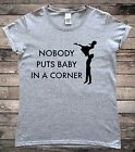 Baby Corner Dirty Dancing Ladies T-Shirt