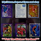 MERLIN'S KICK OFF 1998-1999 (100 TO 192) *SELECT THE STICKERS YOU NEED*