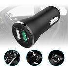 Dual Port USB Fast Charging Car Charger Adapter for iPhone X Samsung Note 8 GPS
