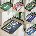 Home Living Room Cassette Door Mat Floor Anti-slip Mat Rug 40x60cm 8 Styles New