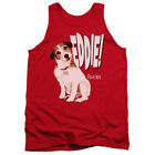 Frasier TV Show Picture of EDDIE! the dog Licensed Tank Top All Sizes