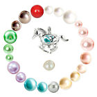 MERZIEs U PICK Shell or Akoya Pearl bead size &/or color for Cage*SHIPs from USA