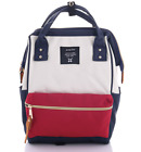 Hot Sale Japan Anello New MINI Unisex Backpack Canvas Bag School Bag