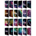 HEAD CASE DESIGNS CITY LIGHTS LEATHER BOOK WALLET CASE COVER FOR APPLE iPAD
