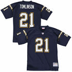 LaDainian Tomlinson San Diego Chargers Navy 2006 Replica Retired Player Jersey $139.95 USD