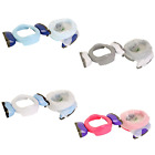 Potette Plus Travel Potty and Toilet Trainer Seat Plus 3 liners CHOICE OF COLOUR
