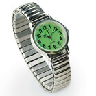 Women's Easy To Read Glow In The Dark Watch, by Collections Etc