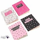 Sweet Tooth Pocket Size A6 Notebook Idea Book Journal Pack of 2 Notepad Jotter