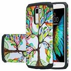LG G Stylo 2/Stylo 2 Plus SHOCKPROOF ARMOR HIGH IMPACT HYBRID PHONE CASE COVER