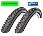 Schwalbe Rapid Rob 26 x 2.25 MTB Tyres Mountain bike Cycle Tires Tubes Option