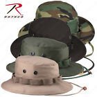 Rothco Mens 100% Cotton Rip Stop Boonie Hat