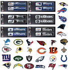 Official Licensed NFL All Teams Premium Aluminum Auto Truck Edition Emblem 2pc $19.48 USD on eBay