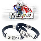 Messi Ronald Sign Bracelet Football Star Stainless Steel Wristband Mens Jewelry
