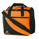 Bowling Ball Bag Ebonite Basic Bag with Room for Bowling Shoes and Accessories