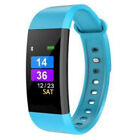 Blood Pressure Sleep Monitoring Training Test Bluetooth 4.0 Smart Watch Fitness