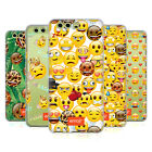 OFFICIAL EMOJI NEW EXPRESSIONS SOFT GEL CASE FOR HUAWEI PHONES