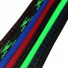 Electrical Cable Manage Wire Wrap Expandable Braided PET Sleeving Tube Cover Lot