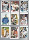 2013 TOPPS UPDATE #'S US86 - US330   STARS, ROOKIE RC'S - WHO DO YOU NEED!!!