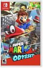 Brand New Super Mario Odyssey Nintendo Switch 2017 +/or Cappy Collectible Coin фото