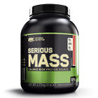 Optimum Nutrition Serious Mass 2.72kg 5.4kg Weight Gainer Mass Protein Powder <br/> **Offical Optimum Stock | Free P&P | UK Seller**